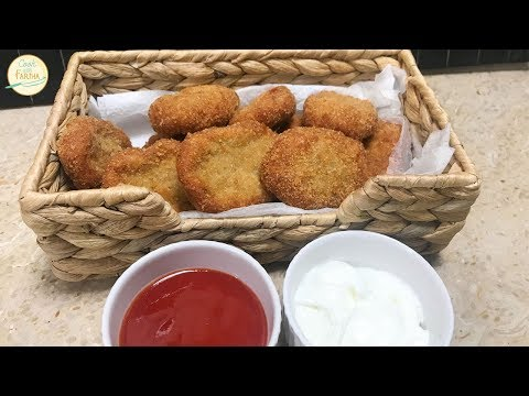 Chicken Nuggets Recipe - Kids Special By Cook With Fariha