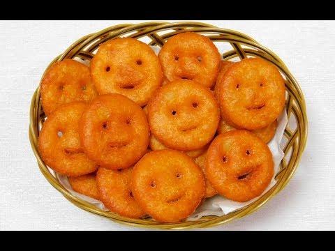 Homemade Potato Smiley Recipe in malayalam ( English subtitles )