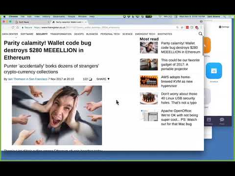 CNIT 123 Ch 10: Hacking Web Servers (Part 1 of 2)