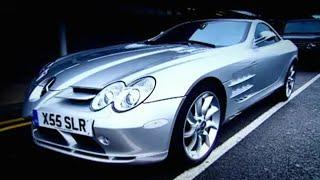Mercedes SLR Oslo Challenge Part 1 - Top Gear - BBC
