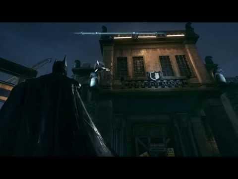 Batman: Arkham Knight FOUNDER'S ISLAND Riddle #7 - Cobblepot Manor!