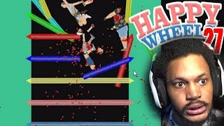 CREATIVE [RAGE] LEVELS FOR DAYS | Happy Wheels #27