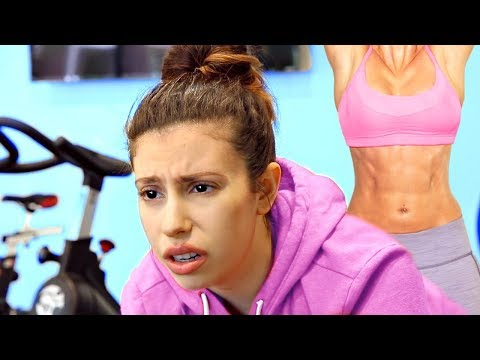 Why Girls REALLY Workout At The Gym...