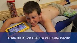 What Happens During Allergy Skin Testing? - Nemours Children's Health System