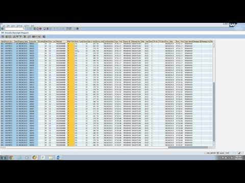 ZGR_REPORT Transaction