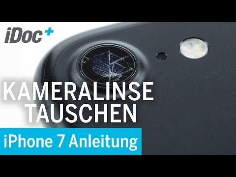 iPhone 7 - Kameraglas / Linse tauschen