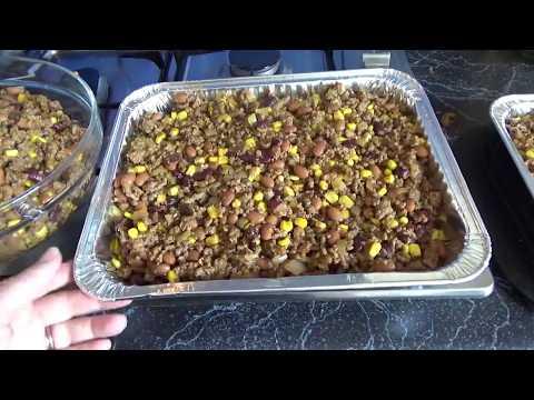 Postnatal Freezer Meal Prep | Family of Ten
