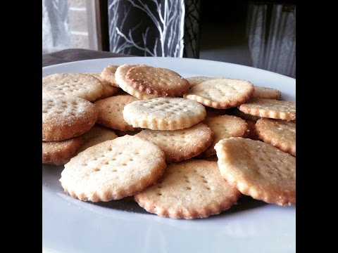 Whole Wheat Tea Biscuits