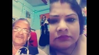 Ek din jhagda ek din pyar. ...by Prabhu Dayal Dixit and Lipika