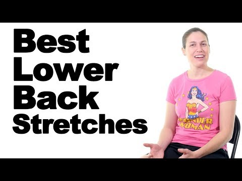 10 Best Lower Back Stretches for Low Back Pain Relief - Ask Doctor Jo