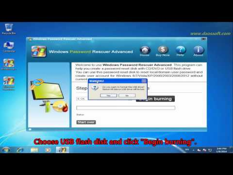 How to Reset Windows 8 Administrator Password without Password Reset Disk