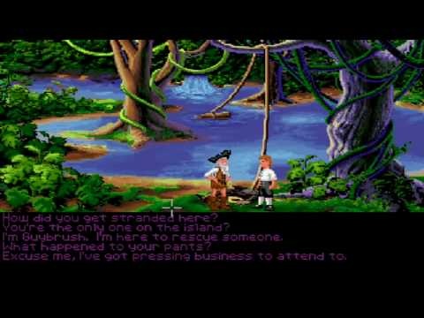 Let's Play The Secret of Monkey Island (Original) - 15