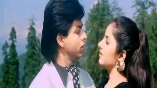ShahRukh Khan & Divya Bharti - Aisi Deewangi (HD 720p) - Deewana (1992)