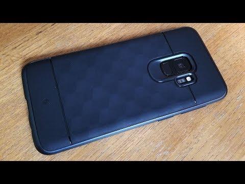 Caseology Parallax Galaxy S9 Case Review - Fliptroniks.com