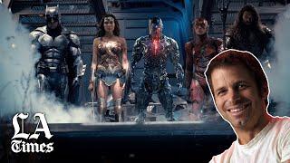 Two nerds argue about 'Justice League'