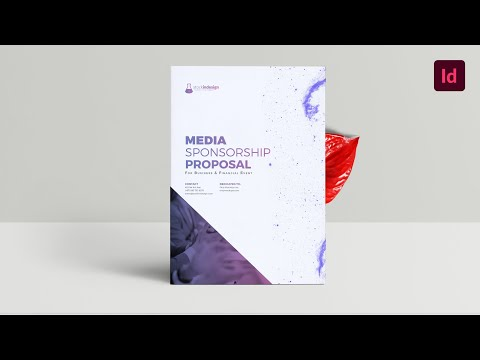 Media Sponsorship Proposal - InDesign Template