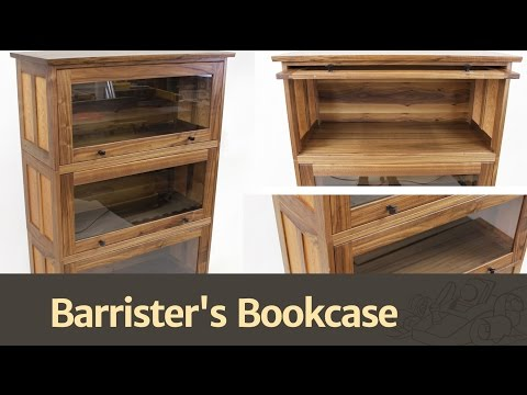 273 - Barrister's Bookcase