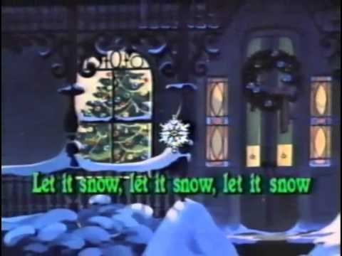 disney sing along songs very merry christmas songs 1988 - Youtube Mickey Mouse Christmas