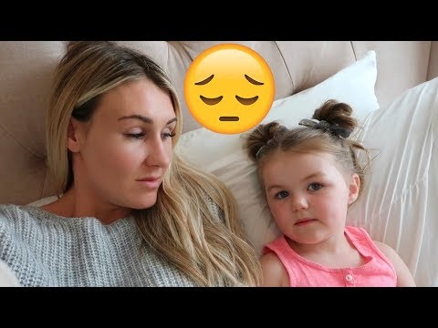 BAD NEWS   DAY IN THE LIFE WITH 2 TODDLERS   Tara Henderson