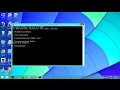 how to compile and run Java program using Command Prompt