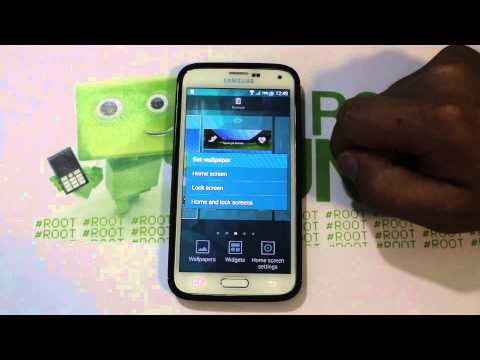Samsung Galaxy S5 Alliance Rom Install and Overview on Verizon