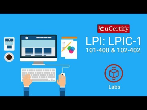 CompTIA® Linux / LPIC-1 Labs