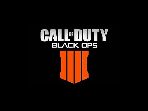 CALL OF DUTY BLACK OPS 4 REVEAL TRAILER COUNTDOWN!!! (CHILL STREAM JUST MUSIC)
