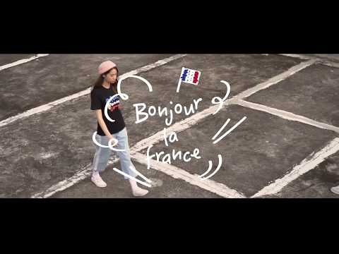 ad-lib SS18 French Style Collection   法式小系列