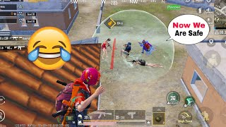 Noobs Are Best friends 🥰😆 | PUBG MOBILE FUNNY MOMENTS