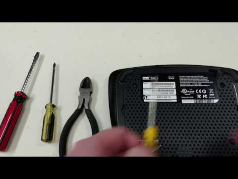Cisco E1000 teardown