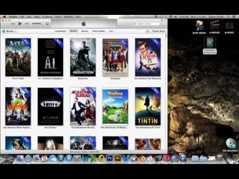 Best way to organise  iTunes Video Library!