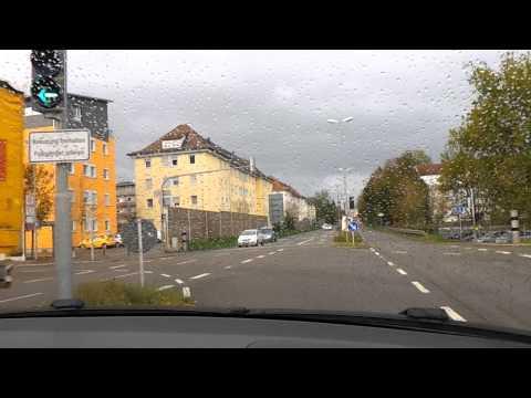 German drivingtest in english