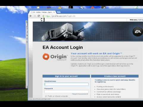 How to change Origin password without secret question