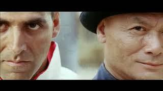 Last Fighting  scene of Ashkay Kumar   Chandni Chowk to China Movie