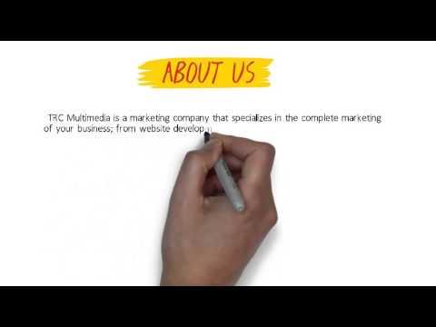 TRC MultiMedia: Graphic Design, Mobile Applications, SEO, PPC