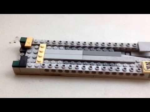 How to make a Lego Assasins Creed hidden blade