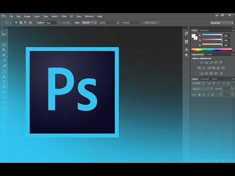 How to Reset Interface in Photoshop CC and CS5