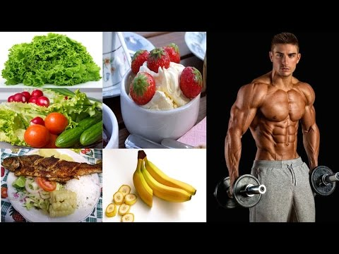 HealthVideos: Bodybuilding Diet Plan in  Summer season-Summer shredding diet