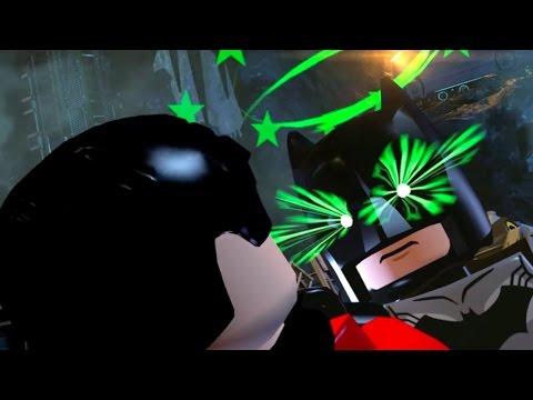 LEGO Batman 3 - Brainiac Trailer