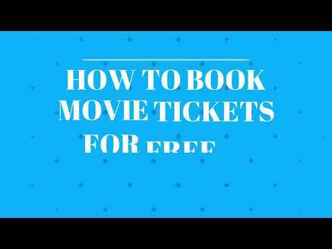 How to book tickets for free in Bookmyshow..?