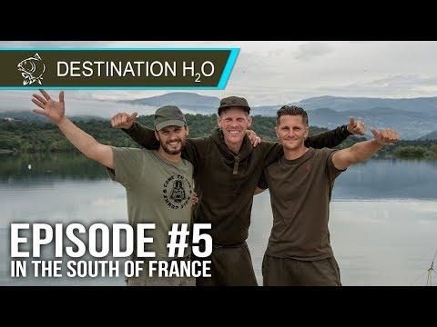 CARP FISHING SOUTH OF FRANCE - Destination H20 #5 - NashTV France