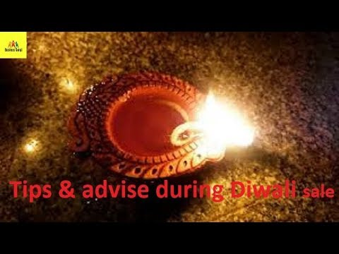 Tips & advise during Diwali sale , How to manage and control return during Diwali sale.