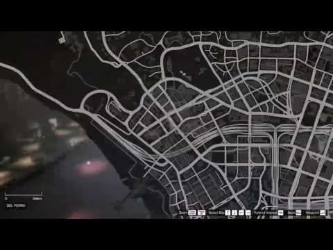 GTA ONLINE - New Year's eve
