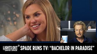 """How They Really Make """"Bachelor in Paradise"""" - Lights Out with David Spade"""