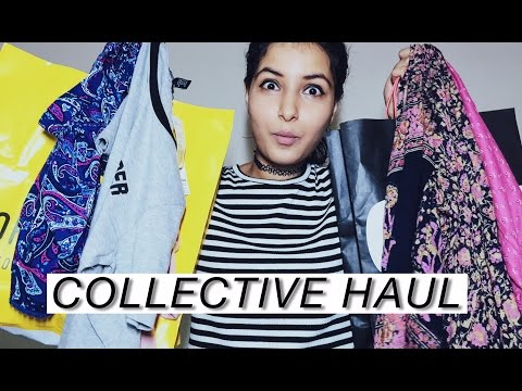 SUMMER COLLECTIVE HAUL (FOREVER 21, ONLY, FACES, MISS CLAIRE, STREET SHOPPING ETC)