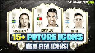 FIFA 20 | 15+ Current Players who will Become FIFA ICONS! 😱🔥