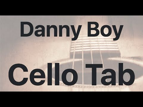 Learn Danny Boy on Cello - How to Play Tutorial