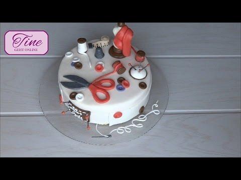 3D Geburtstagstorte