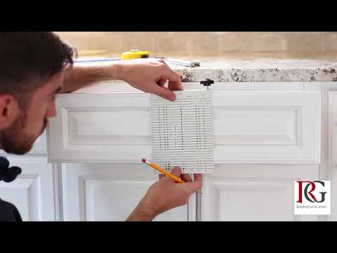 SimpleJig - Jig for installing handles on cabinet drawers