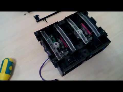 Ремонт принтера HP LaserJet 2600n
